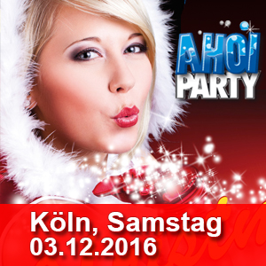 AHOI-Weihnachtsparty Christmas Special 03.12.2016