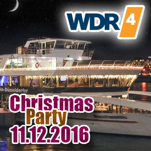 WDR 4 Christmas Party 11.12.2016
