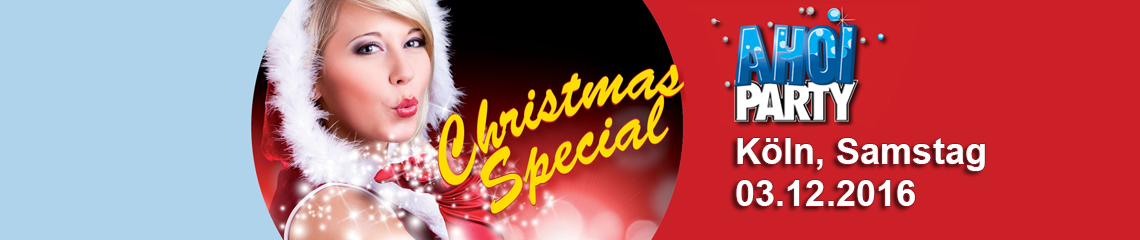 AHOI-Party Christmas-Special 03.12.2016